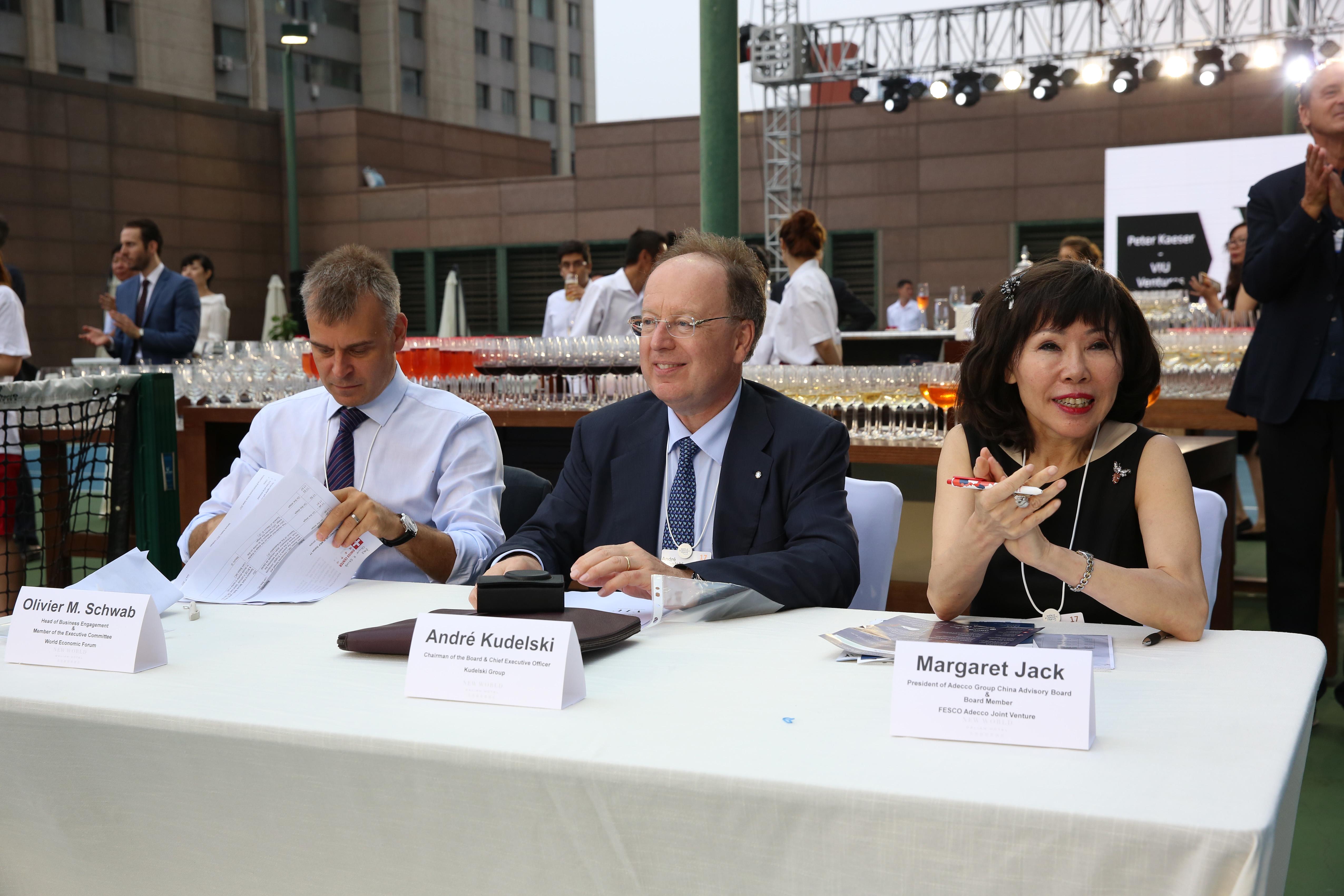 Jury-Schwab, Kudelski & Margaret Jack