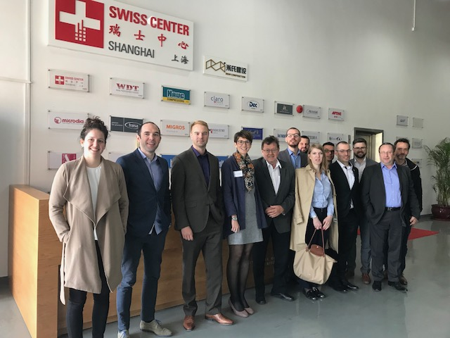 Group picture - EMBA Fribourg