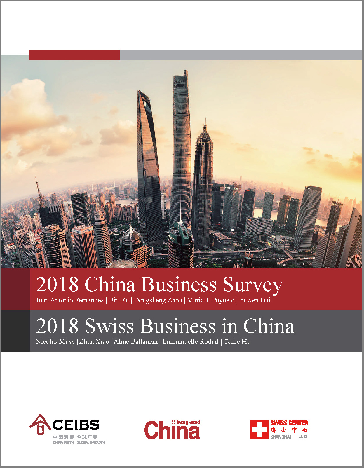 Cover Pages- Swiss Business Survey 2018